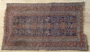 Hamadan carpet, early 20th c., 6'4