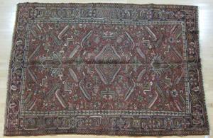 Heriz carpet mid 20th c., 10' 2