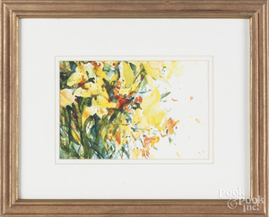 Barbara Crowther Chadwick watercolor