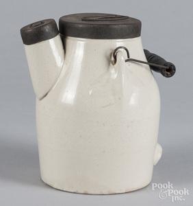 Stoneware batter jug
