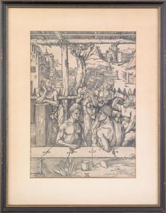 Albrecht Durer (German, 1471-1528), woodcut title
