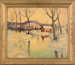 Walter Emerson Baum (Pennsylvania, 1884-1956), oi