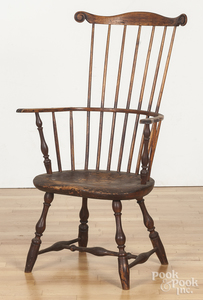 Pennsylvania combback Windsor armchair