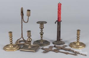 Group of metalware