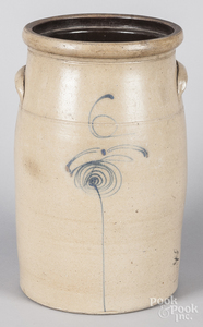 Six-gallon stoneware crock