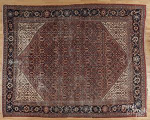 Roomsize Persian carpet