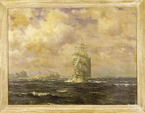 Michael Zeno Diemer(German, 1867-1939) - Oil on ca