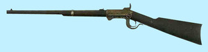 Burnside carbine, serial #4914, with crisp inspect