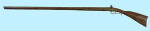 Pennsylvania Kentucky flintlock long rifle by Samu