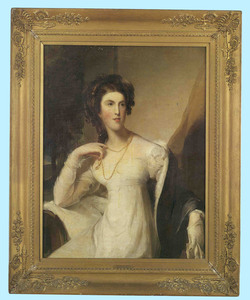 Thomas Sully(American, 1783-1872) - Oil on canvasa