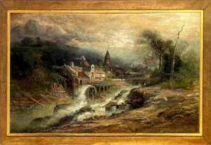 Christopher Shearer(American, 1840-1926) - Massive
