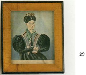 Jacob Maentel, Attributed(American, 1763-1863) -
