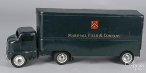 Tonka Marshall Field & Company semi tractor
