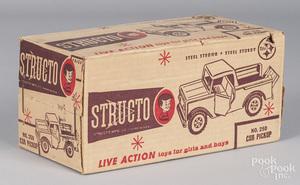 Structo no. 250 Cub Pickup