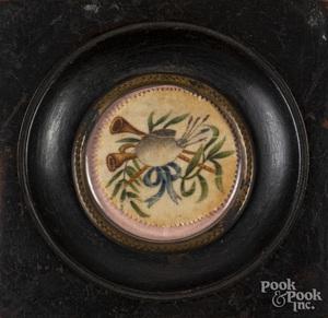 Watercolor watch token