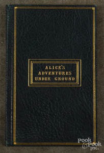 Lewis Carroll, Alice's Adventures Under Ground