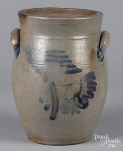 Stoneware crock