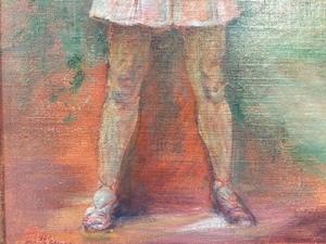 Minna Wright Citron oil on canvas