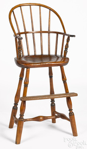 New England Windsor highchair