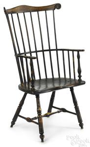 Philadelphia combback Windsor armchair