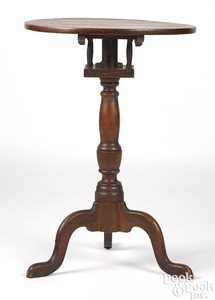 Pennsylvania painted candlestand