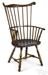 Fanback Windsor armchair