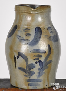 Pennsylvania 1 1/2 gallon stoneware pitcher