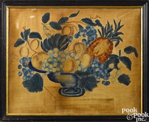 Oil on velvet fruit basket theorem