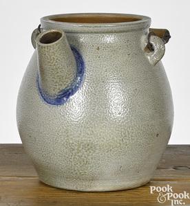 Pennsylvania stoneware batter jug