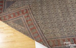 Palace-size Northwest Persian carpet