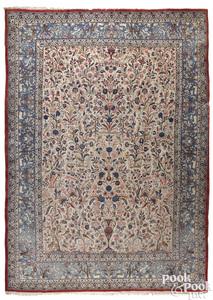 Kirman garden carpet