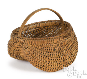 Pennsylvania splint buttocks basket