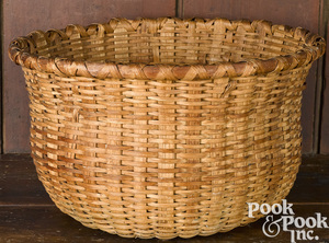 Unusual Pennsylvania splint basket
