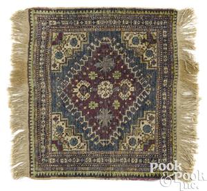 Turkish silk mat