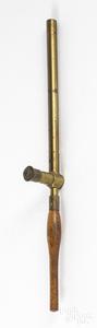R & J Beck brass periscope