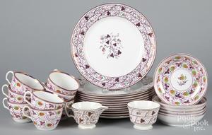 Twenty-eight pieces of Wedgwood porcelain