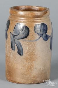Pennsylvania stoneware jar, etc.