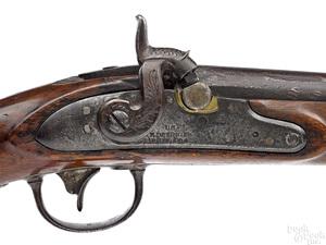 Henry Deringer, Philadelphia model 1817 rifle