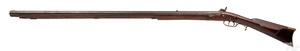 Full stock percussion long rifle