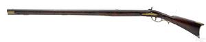 John Ford flintlock long rifle