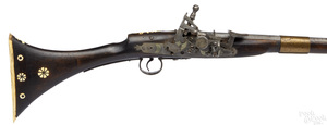 Middle Eastern miquelet jezail musket