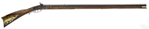 Pennsylvania percussion long rifle