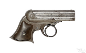 Remington Elliot four barrel derringer