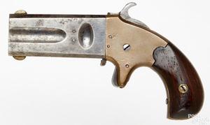 American Arms Co. double barrel Deringer pistol