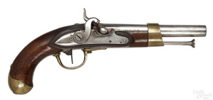 French Napoleonic Era model 1812 pistol