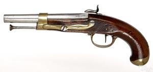 French Napoleonic Era model 1812 pistol