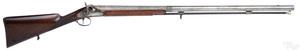 Rare Beretta single shot percussion shotgun