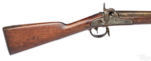 US Springfield model 1842 percussion rifle