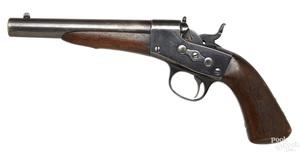 Remington model 1867 single shot pistol