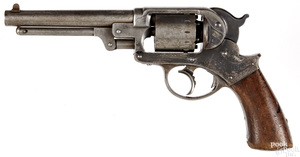 Starr Arms model 1858 double action Army revolver